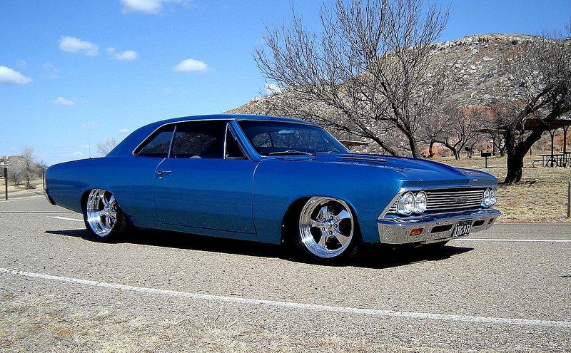 1966 Chevy Chevelle SS Pro-Touring
