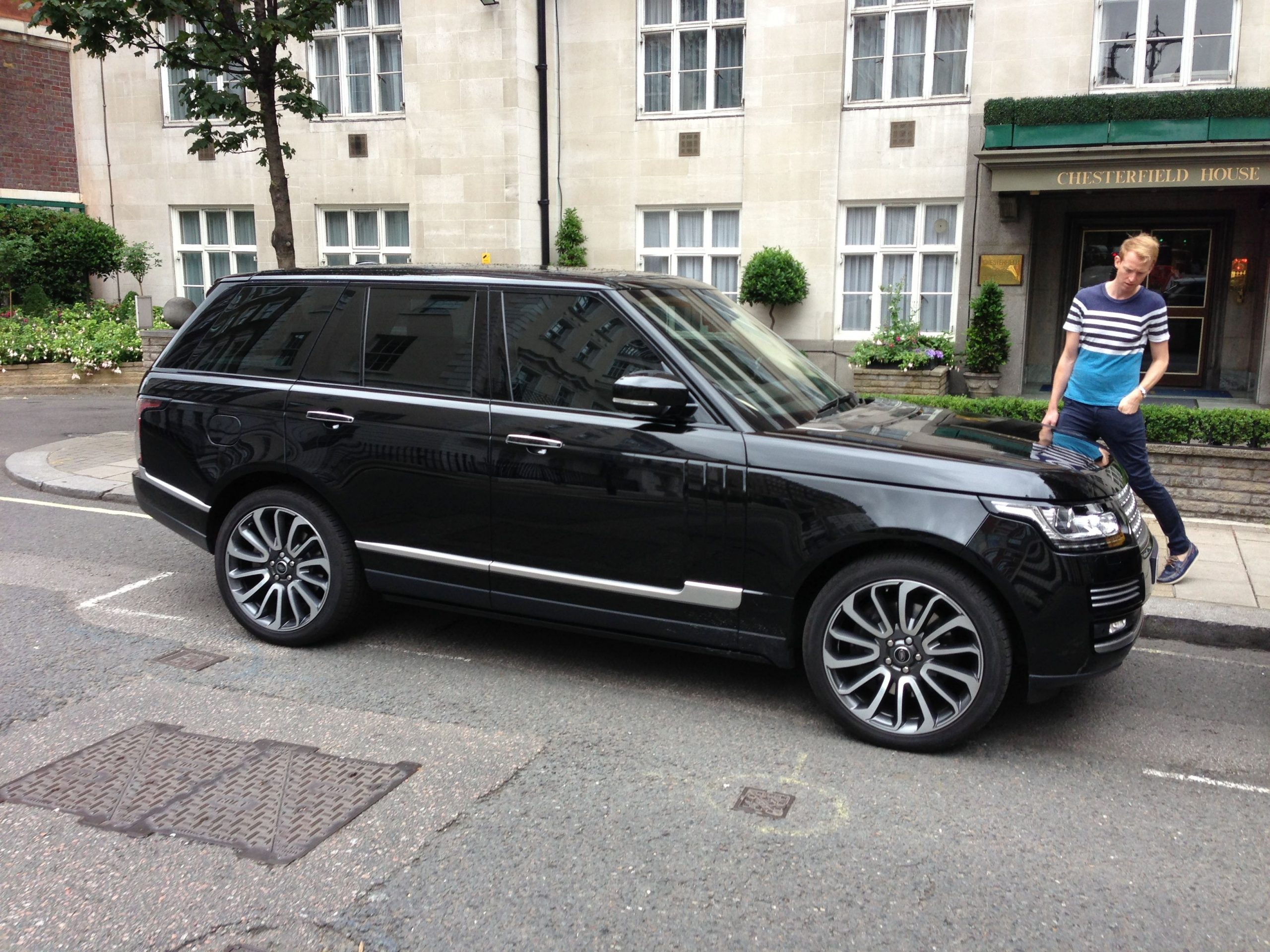 New Vogue Range Rover 2013 – YES PLEASE!