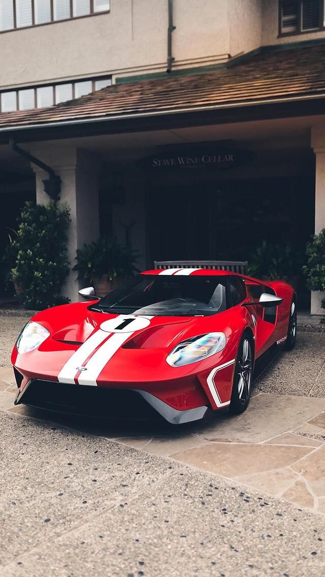Ford GT~