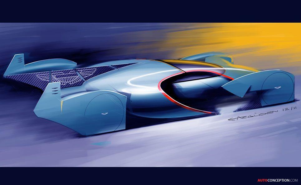 Aston Martin AMR-AP Racing Concept – AutoConception.com