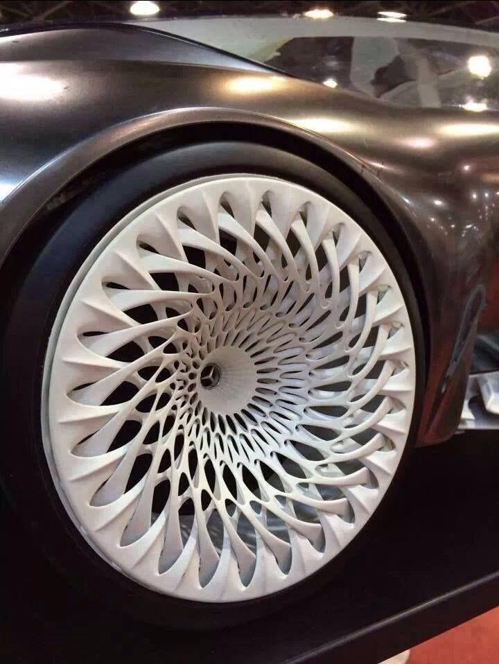 ´Mercedes´ rapid proto wheel.