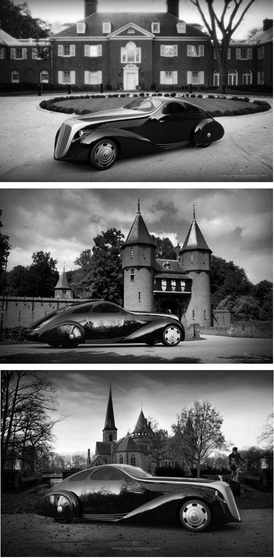 Rolls Royce Jonckheere Aerodynamic Coupe II