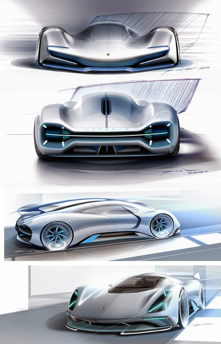 Featured Design Sketches