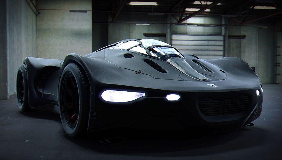 Tesla Xeno Concept Car