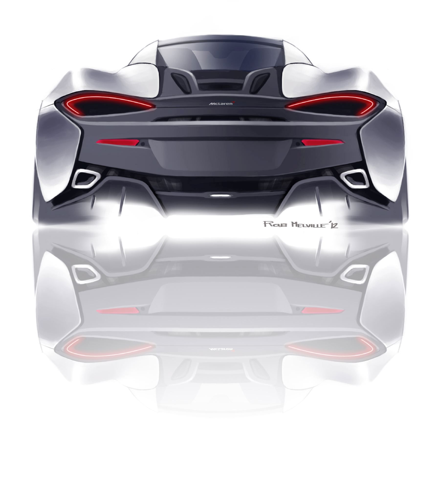 Design Development: McLaren 570S – Car Design News