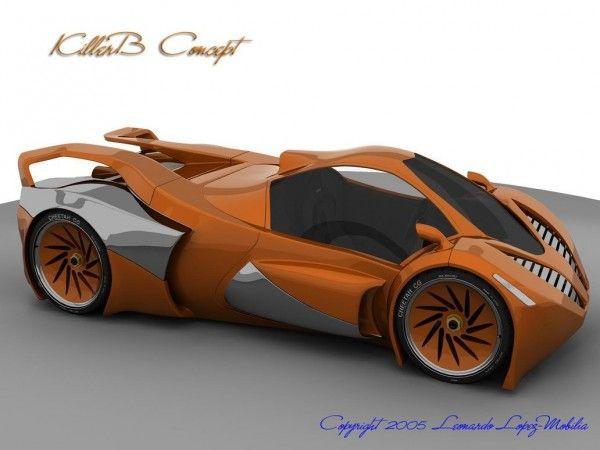 30 Amazing Future Car Concepts