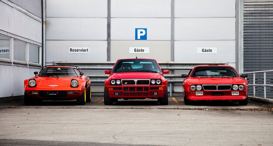 Lancia Stratos, Delta & 037