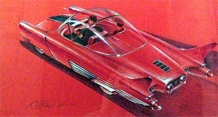 """Ref#267 Date:1953 Artist:Robert S. Alexander, signed """"R.S. Alexander"""" Make:F…"""