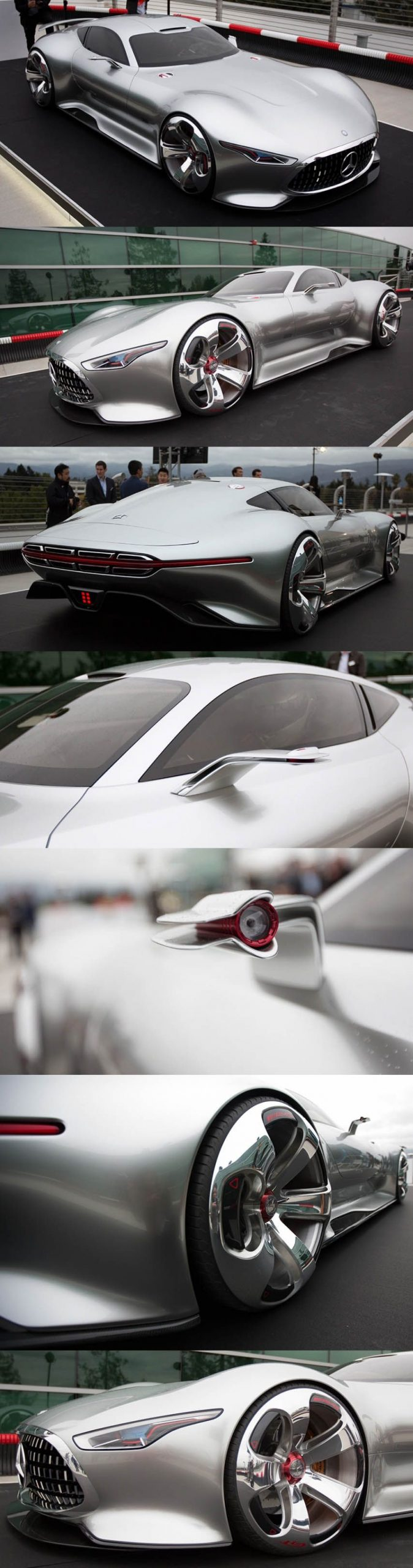 Mercedes-AMG Vision Gran Turismo concept