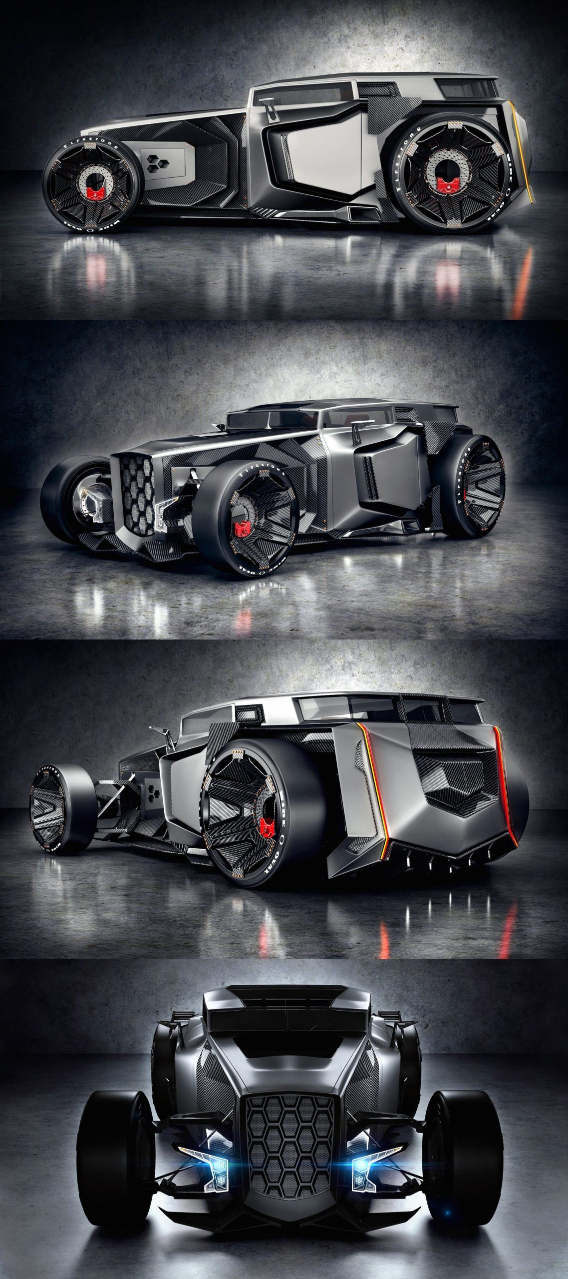 Lamborghini Rat Rod
