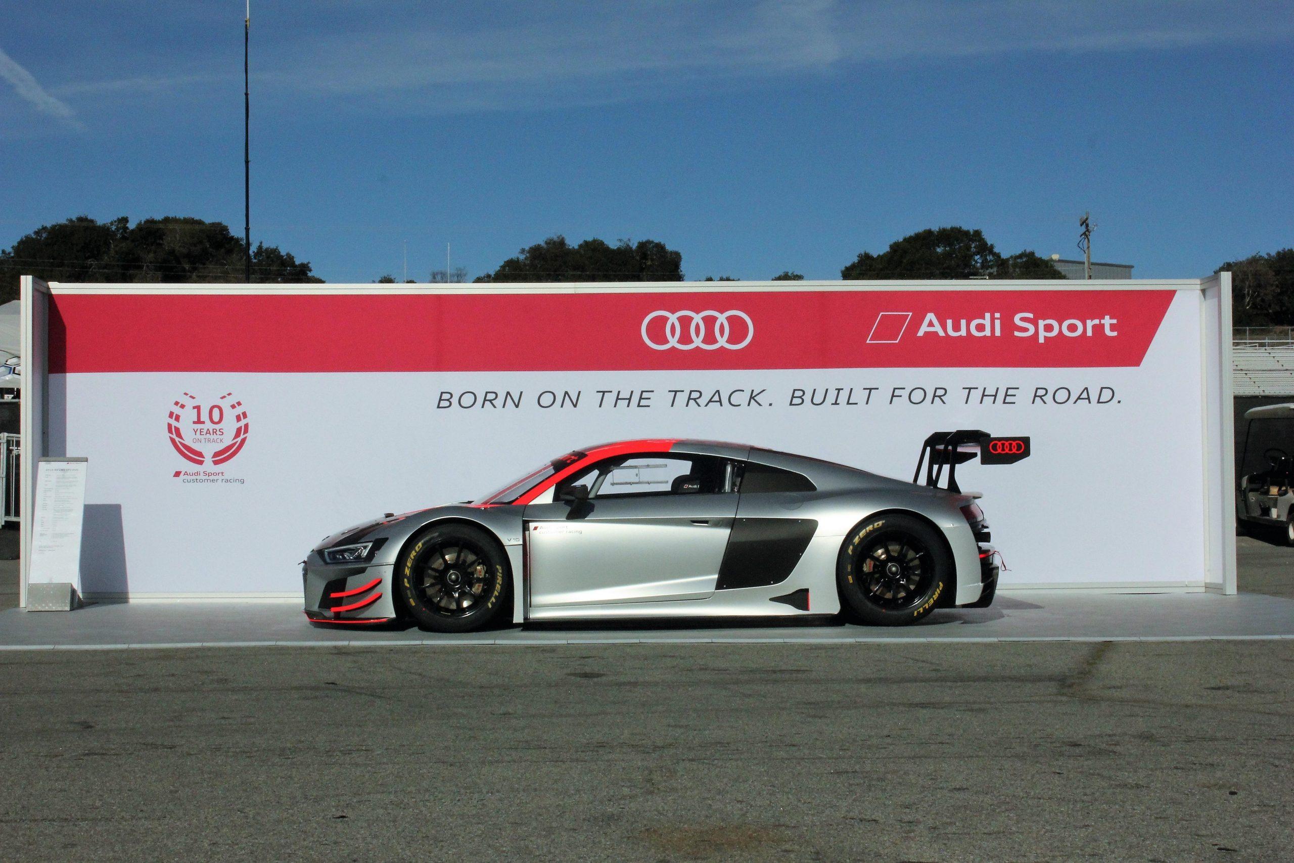 Audi R8 (OC)